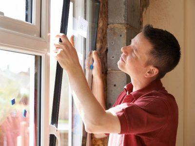 Få 3 tilbud på montering af vinduer